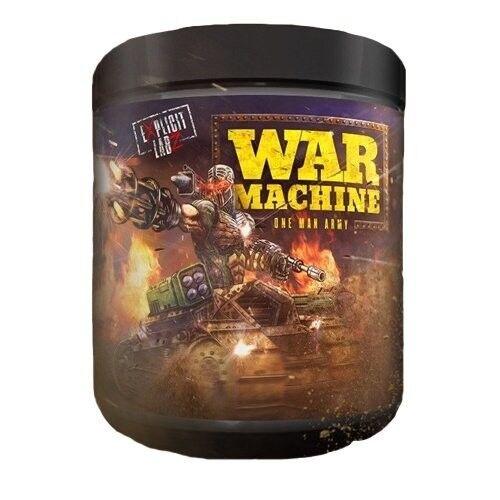 Explicit Labz WAR MACHINE 30 порций - фото 1