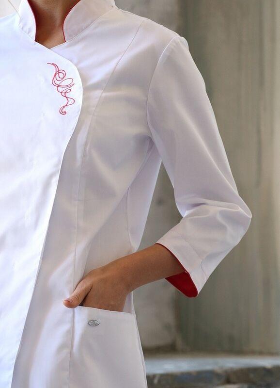 Доктор Стиль Блуза медицинская женская «Восток» ЛЛ 2223.21 - фото 4