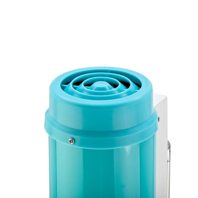 Армед Бактерицидный облучатель-рециркулятор воздуха СH111-115 (пластиковый корпус) (голубой, с таймером) - фото 3