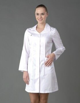Доктор Стиль Халат медицинский женский Барбара (лл2124) - фото 2