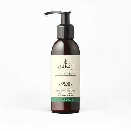 Sukin Пенка-крем для лица очищающая - фото 1