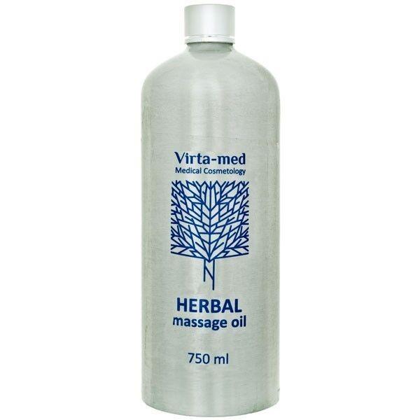 Virta-med Массажное масло Neitraliya 750 мл - фото 1