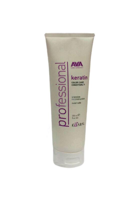 Kaaral Кератиновый кондиционер AAA для окрашенных и химически обработанных волос 250 мл - фото 1