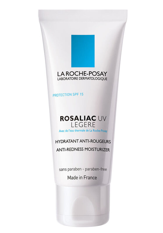 La-Roche-Posay Эмульсия ROSALIAC UV LEGERE увлажняющий для кожи склонной к покраснению 40 мл - фото 1