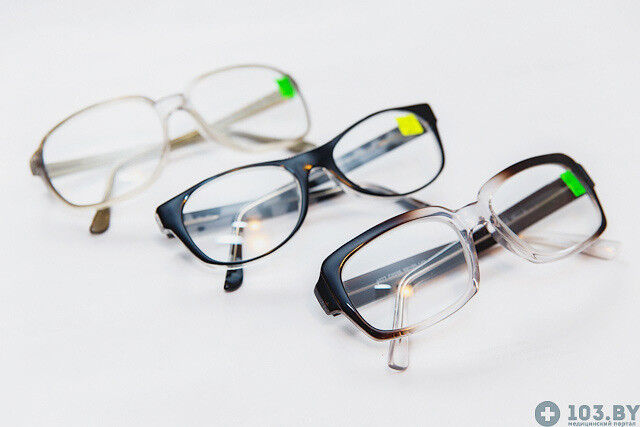 Очки Касияна Очки корригирующие в пластмассовой оправах - фото 2