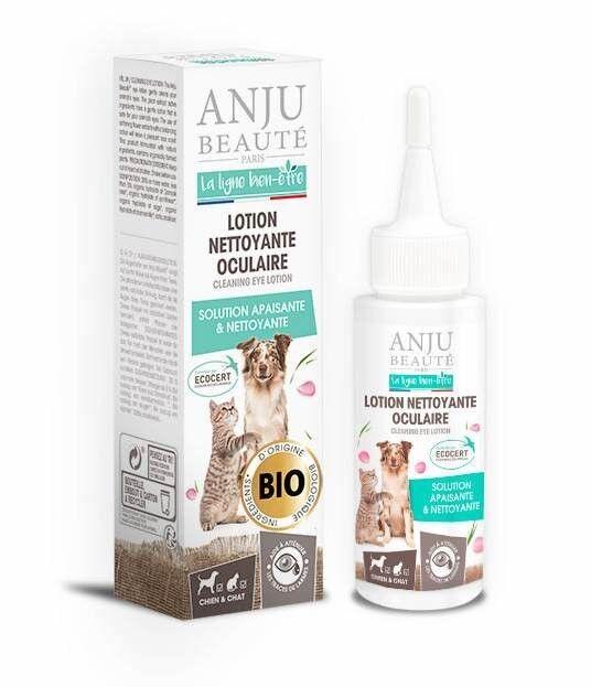 Anju Beaute Лосьон для очищения глаз у питомцев Eye Cleaning Lotion - фото 1