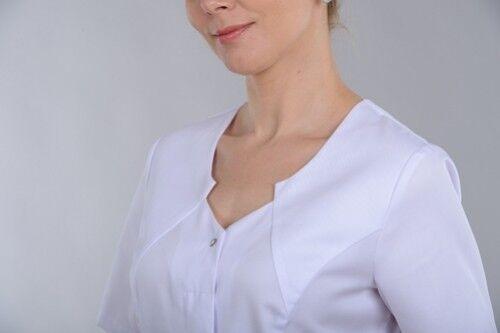 Доктор Стиль Халат медицинский женский Милана (лл2125) - фото 2