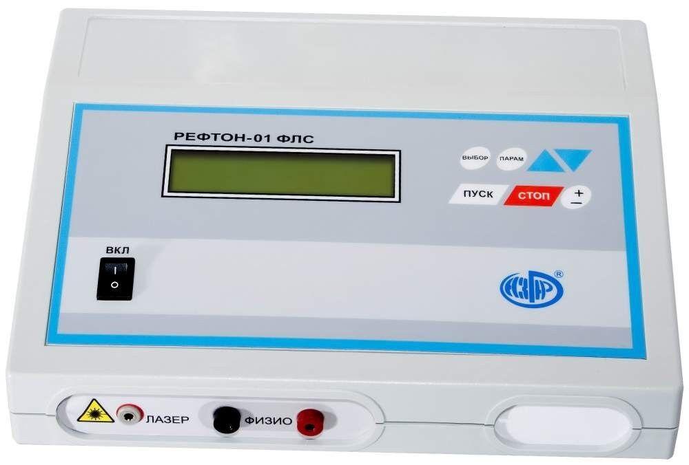 Медицинское оборудование Азгар Рефтон-01-ФЛС 2К, ГТ+СМТ+ЭМС+МЛТ - фото 1