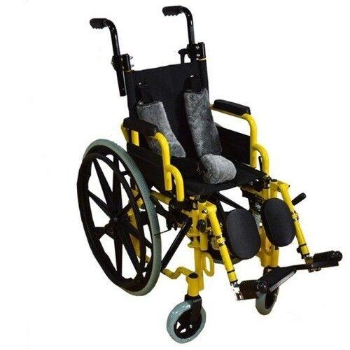 Прокат медицинских товаров Мега-Оптим Инвалидная коляска детская H-714N - фото 1