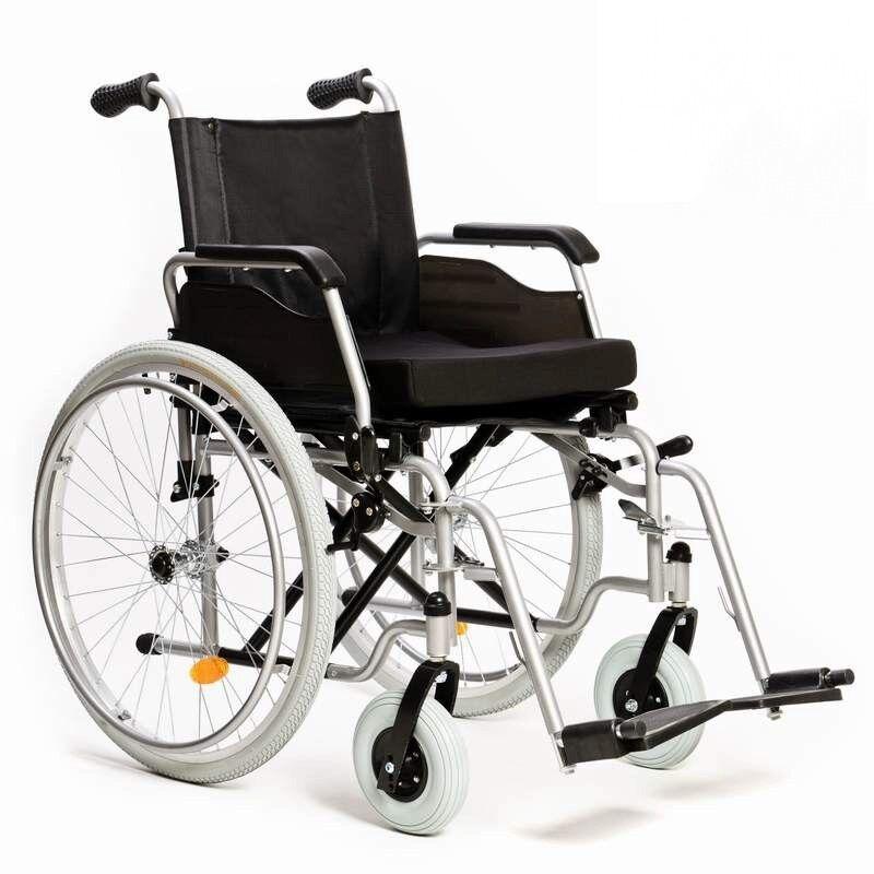 MDH Sp. z o.o. Кресло-коляска инвалидная Forte Plus - фото 1