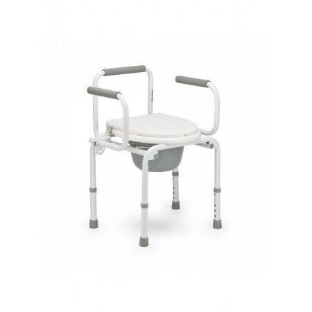 Прокат медицинских товаров Армед Кресло-туалет  FS813 напрокат - фото 1