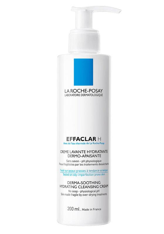 La-Roche-Posay Крем-гель Effaclar H очищающий для лица, 200 мл - фото 1