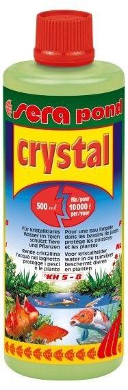Sera Pond Crystal 5 л. - фото 1