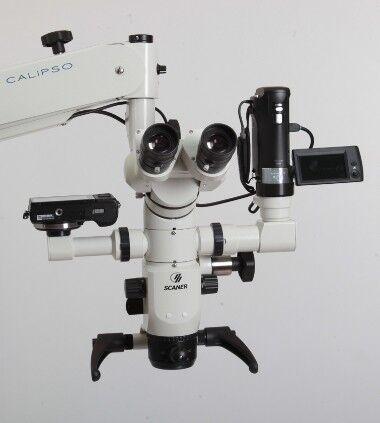 Медицинское оборудование Сканер Микроскоп диагностический Calipso MD500-Dental - фото 3