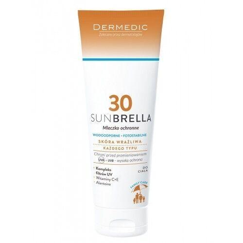 Dermedic SUNBRELLA Солнцезащитное молочко для всей семьи SPF30 260г - фото 1