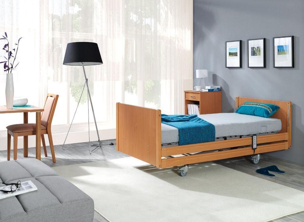 ELBUR Кровать функциональная 4-х секционная с электроприводом PB 526 II - фото 2