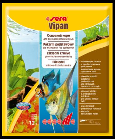 Sera Корм для рыб Vipan - фото 2