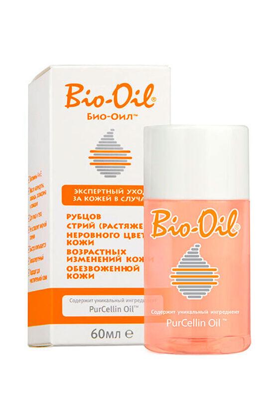 Bio-Oil Масло косметическое от шрамов и растяжек 60 мл - фото 1