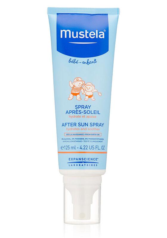 Mustela Молочко после загара для детей 125мл - фото 1