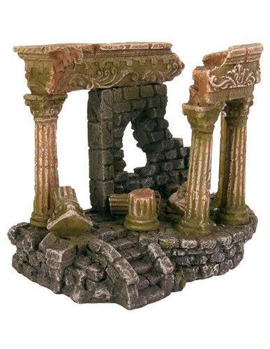 Trixie Декорация «Римские руины», 13 см - фото 1