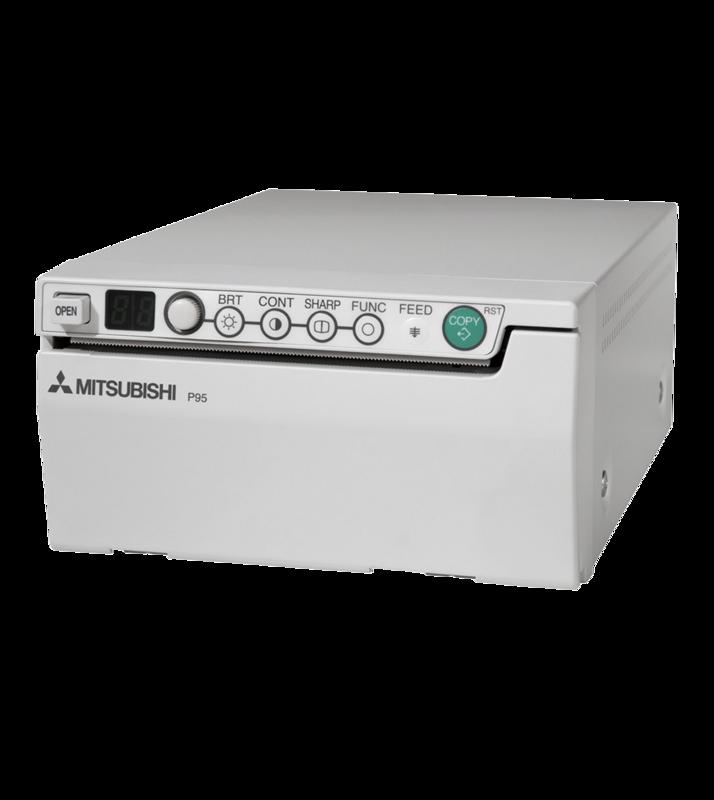 Медицинское оборудование Mitsubishi Чёрно-белый медицинский видеопринтер P95DE - фото 1