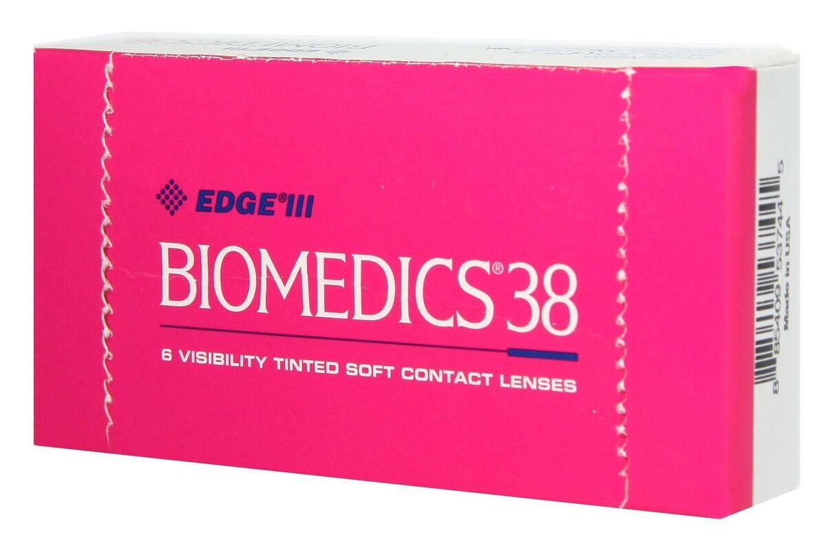 Контактные линзы Cooper Vision Biomedics 38 - фото 1