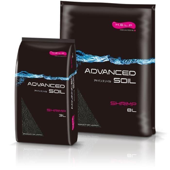 Aquael Грунт Advanced Soil Shrimp Powder - фото 1