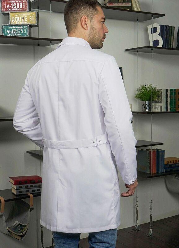 Доктор Стиль Медицинский халат «Сиэт» ЛУ 1112.01 - фото 5
