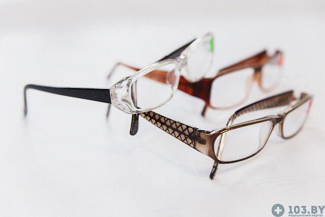 Очки Касияна Очки корригирующие в пластмассовой оправах - фото 10