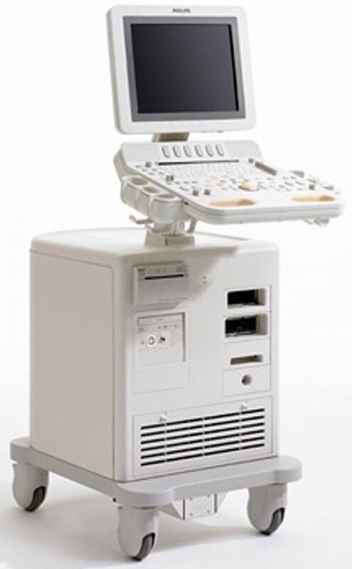 Медицинское оборудование Philips Ультразвуковой сканер HD7 - фото 1