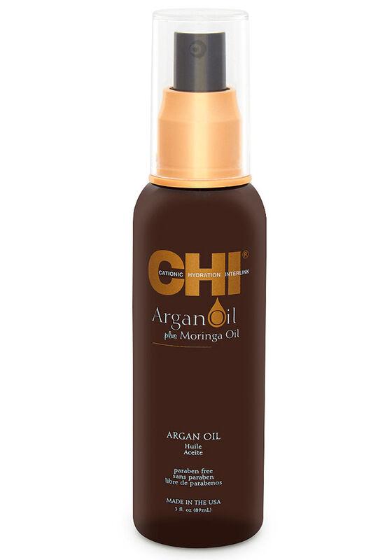 CHI Масло аргановое для волос Argan Oil 89 мл - фото 1