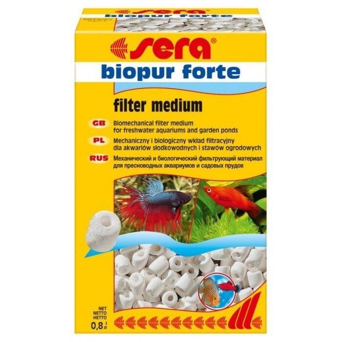 Sera Биологический наполнитель Biopur Forte - фото 1