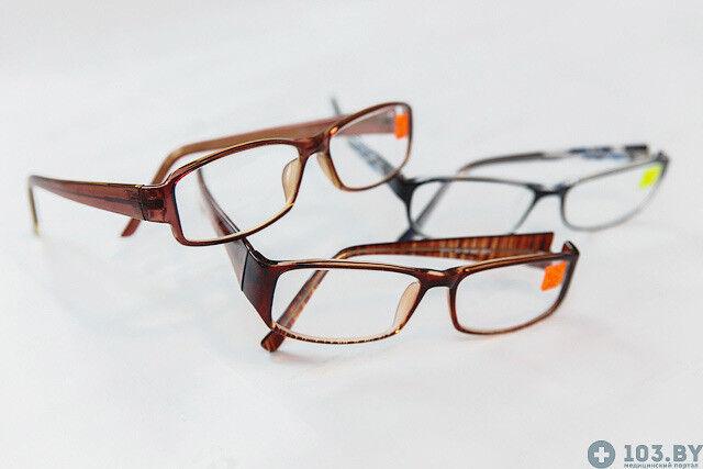 Очки Касияна Очки корригирующие в пластмассовой оправах - фото 3