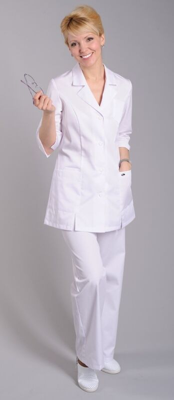 Доктор Стиль Блуза медицинская женская Ева (лс3220) - фото 1