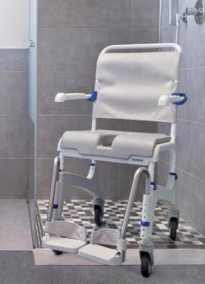 Санитарное приспособление Invacare Кресло коляска для душа Ocean - фото 1