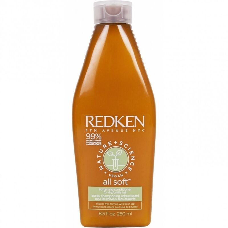 Redken Кондиционер Nature+Science All Soft 250 мл - фото 1