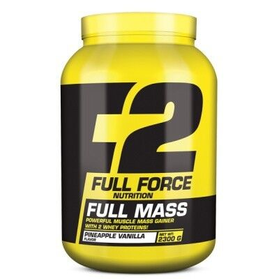F2 Full Force Nutrition Гейнер Full Mass 4400 г - фото 1