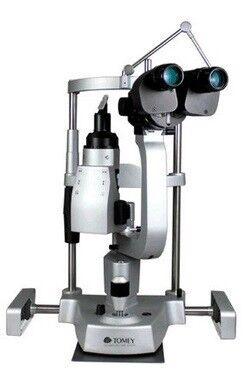 Медицинское оборудование Tomey Щелевая лампа (с галогеновым или светодиодным освещением) TSL-6000 - фото 1