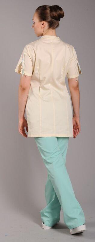 Доктор Стиль Блуза медицинская женская Космея (лл2226) - фото 4