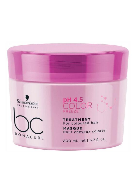 "Schwarzkopf Professional Маска для окрашенных волос ""pH 4.5 Color Freeze"" (Treatment for coloured hair), 200 мл - фото 1"