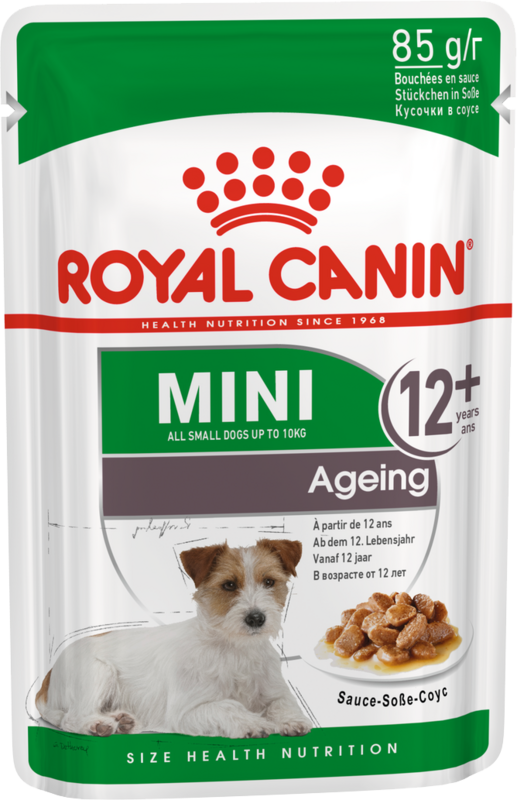 Royal Canin Mini Ageing 85 гр. х 12 шт. - фото 1