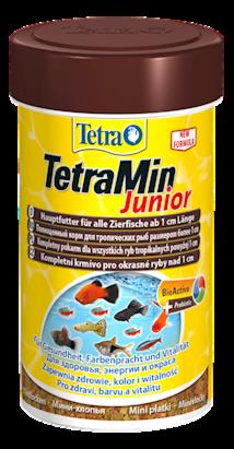 Tetra Корм TetraMin Junior, 100 мл - фото 1