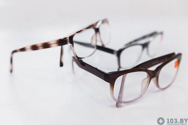 Очки Касияна Очки корригирующие в пластмассовой оправах - фото 9