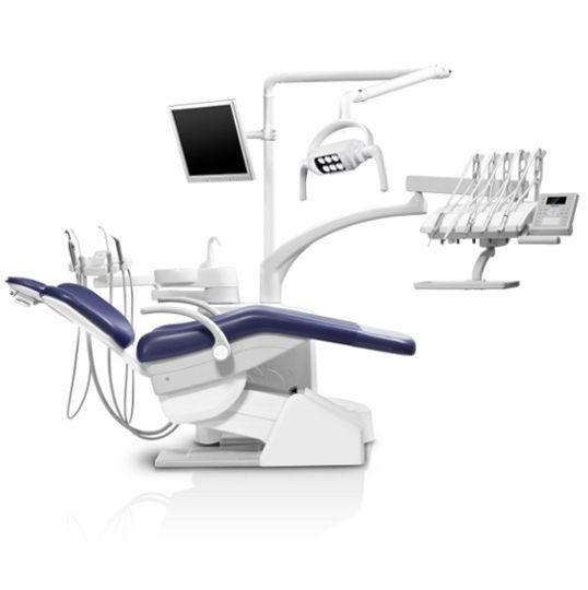 Стоматологическое оборудование Siger Стоматологическая установка S90 с верхней подачей инструментов - фото 1