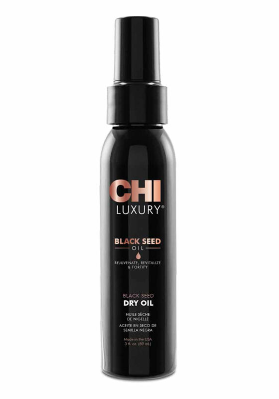 CHI Масло сухое черного тмина LUXURY BLACK Black Seed Dry Oil 89 мл - фото 1