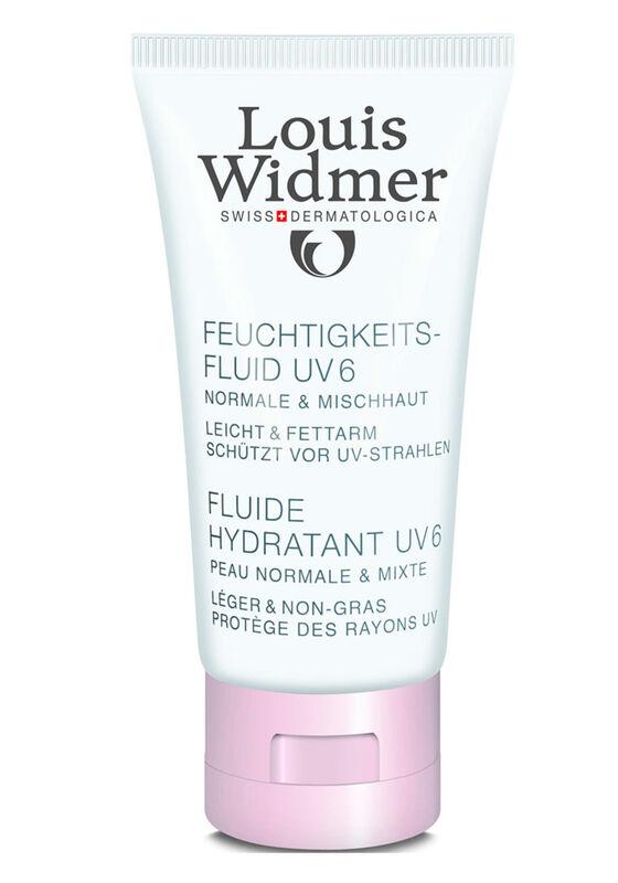 Louis Widmer Флюид увлажняющий UV ультра-легкий для нормальной и комбинированной кожи 50 мл - фото 1