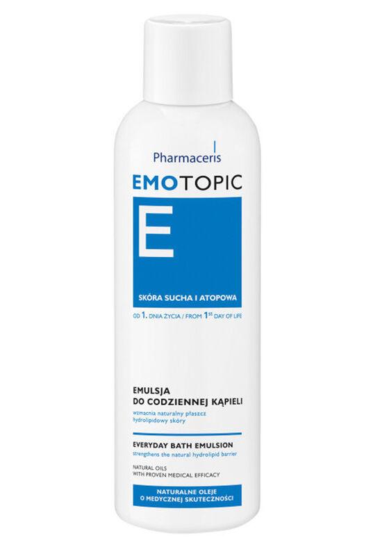 Pharmaceris Эмульсия Е смягчающая для ежедневного принятия ванны 400 мл - фото 1