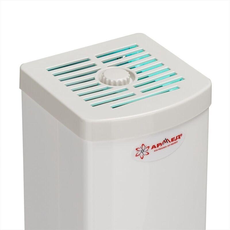 Армед Качественный бактерицидный рециркулятор воздуха СH111-115 (металлический корпус) - фото 4