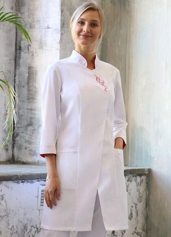 Доктор Стиль Блуза медицинская женская «Восток» ЛЛ 2223.21 - фото 1