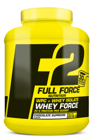 F2 Full Force Nutrition Протеин FF Whey Force 2016 g - фото 1